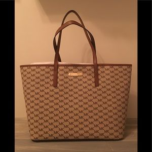 NWT Michael Kors LARGE Emry Tote
